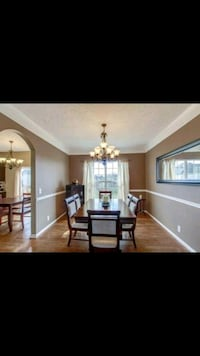 Formal Dining room table and chairs Hendersonville, 37075