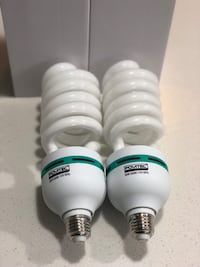 2x 85w daylight light bulb