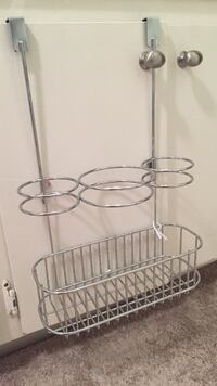Rack for hair tools