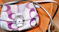 Cant go out? We deliver! COACH CROSSBODY PURSE  London, N5X 2P4