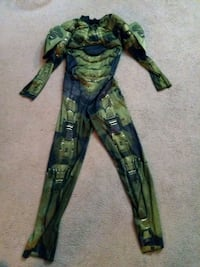 Used Halo Master Chief Kids size L10-12 for sale in Harrison - letgo