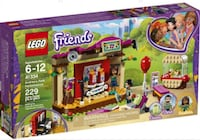 Lego Friends Andrea's Park Performance 41334 -New Markham