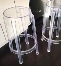 Ghost stools , set of two Toronto, M4Y 3G4