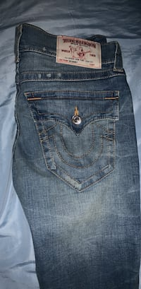 True Religion jeans size 32 Severn, 21144