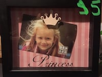Princess picture frame Barrie, L4N
