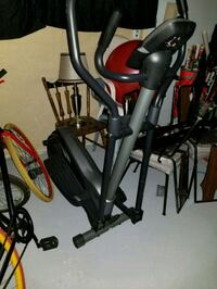 black and gray elliptical trainer Rochester, 14609