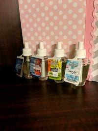 Wallflower refills from bath and body works Surrey, V3W 5S2