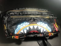 Sprayground Dragon Shark Crossbody Bag Herndon, 20170