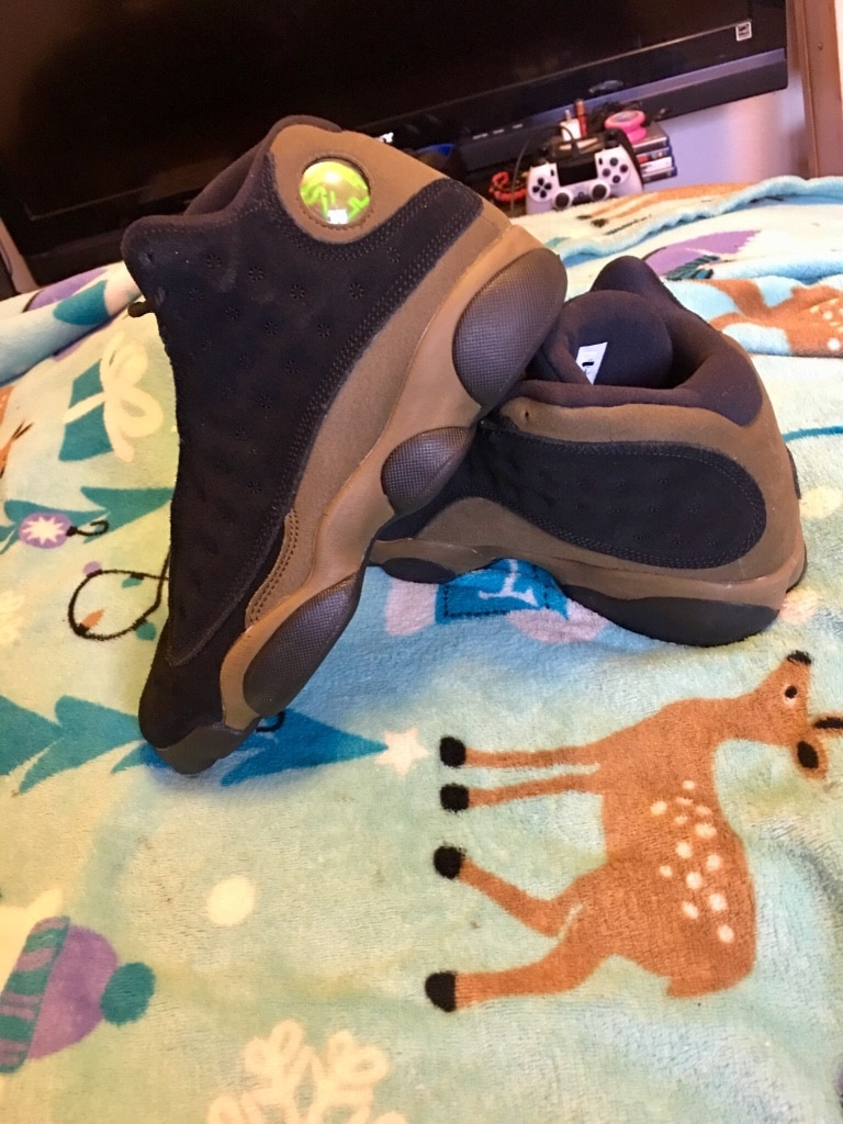 Photo Air jordan retro 13 size 5.5y