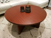 Solid coffee table - heavy and sturdy Mississauga, L4Z 3X3