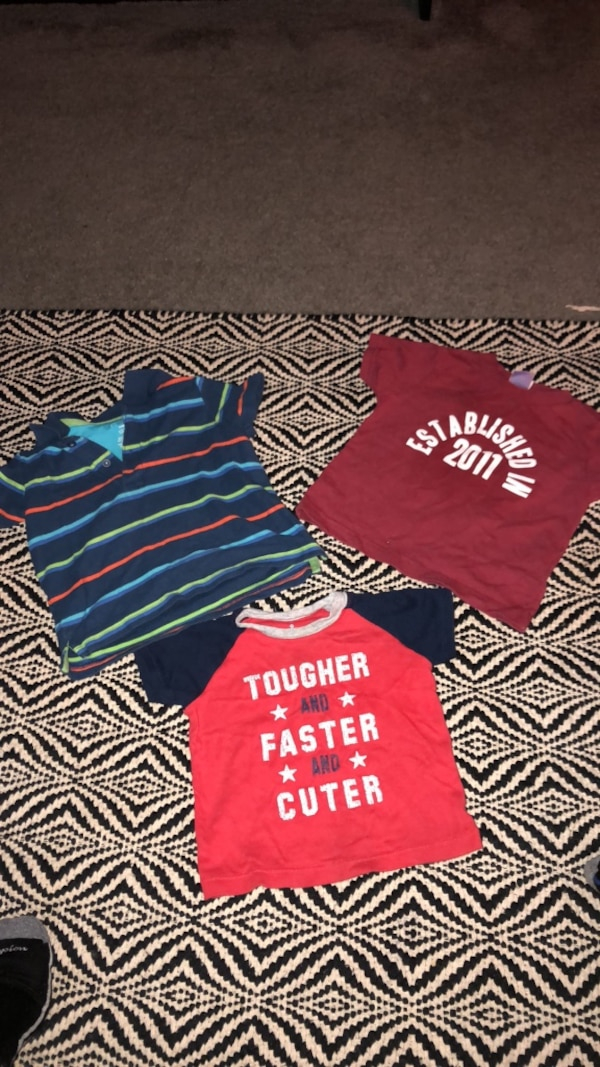 Shirts for baby boy