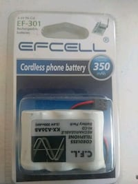 C.F.L Cordless Telephone Rechargeable Battery