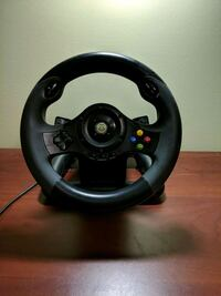 Xbox racing wheel with pedals St. Charles, 60175