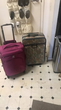 Three for $25 Suitcases