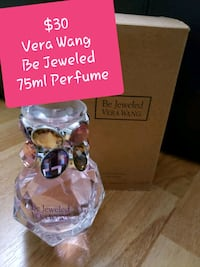 New Vera Wang Be Jeweled 75ml Eau de Parfum Spray Vaughan, L4L 8K5
