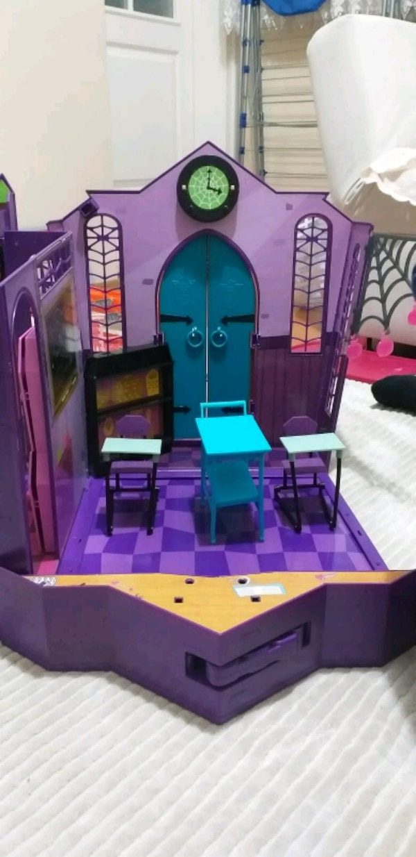 Monster high evi 1