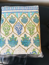 New bed sheet with two pillows case Edmonton, T6K 3E8