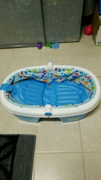 Summer infant baby bath tub  Gaithersburg, 20878
