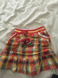Size 4-6 years girl Skirt Oslo, 0273
