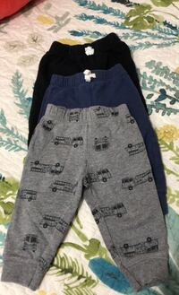 Carters pant bundle 4pcs