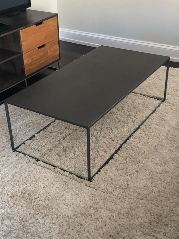 Cb2 Coffee Table.Cb2 Steel Mill Coffee Table