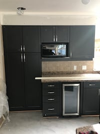 Kitchen Cabinet Door's and Drawer Faces West Vancouver, V7W 3A7