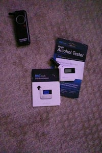 2 different testers breathalyzers
