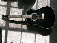 Black Sx acoustic guitar Killeen, 76542
