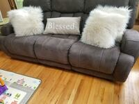 Power reclining sofa love seat and chair  Somerset County, 08844