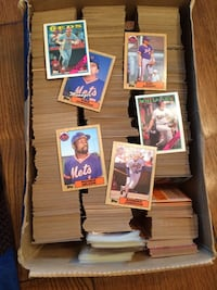 1500+ Topps Baseball Cards 1987 & 1988   Northport, 11768