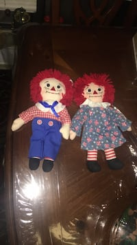 Small raggedy Ann/ Andy  Lawrenceville, 30043