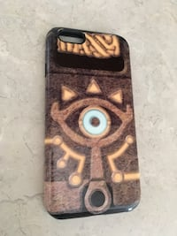Legend Of Zelda Sheikah Slate iPhone 6S Tuff Case Saint Cloud, 56304