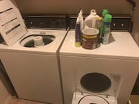 Washer and Dryer Chandler, 85286