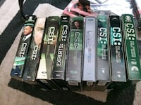 9 seasons of CSI Vegas  Yahk, V0B 2P0