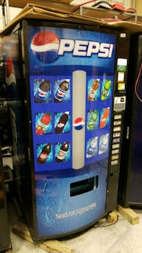 Soda vending machine fully working  30 km