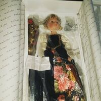Rapunzel Limited Edition Porcelain Collector Doll By Susan Wakeen CHARLOTTE