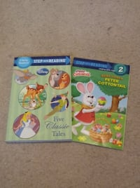 Step Into Reading Books (Step 2)