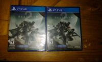 Two Sealed copies of Destiny 2 for PS4 Toronto, M6L 1A4