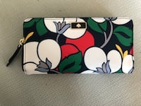 Brand new Kate Spade floral wallet