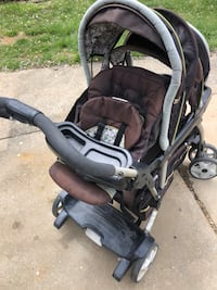 Grayco Baby Double Stroller Parkville