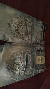 blue Rock Revival denim bottoms