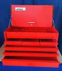 Snap-On Mechanics Automotive 6 Drawer Tool Chest Top Box