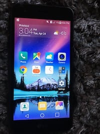 LG android smartphone (2017) Fonthill, L0S 1E3