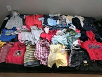 Baby boy 3-6 months clothes Burnaby, V5G 1N1