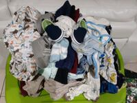 Baby boy cloths,less than a year old mixed. First come,first serve Toronto, M3H