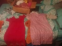 women's assorted-color clothes lot Abbotsford