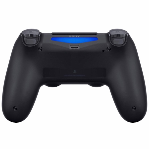 Black Sony PS4 DualShock 4 Controller 6