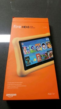 Fire HD 8 Kids Editon