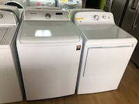 Samsung/GE Washer and Dryer Set Woodbridge, 22191