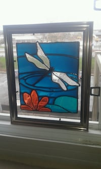 Easter bunny stained glass art Gatineau, J8Z 1T7